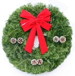 Wildwood Christmas Wreath